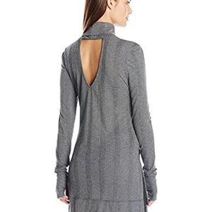 Guess- long sleeved Courtney ribbed tunic